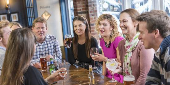 WORK-LIFE BALANCE: IS IT POSSIBLE IN THE PUB TRADE? - running a pub with Greene King
