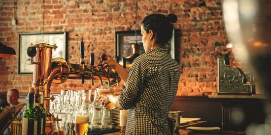 Do you want to work for yourself and run a pub?