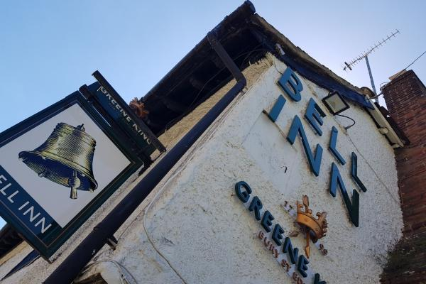 REAL LIFE STORIES: TRANSFORMING THE BELL INN AT BEARSTED - running a pub with Greene King
