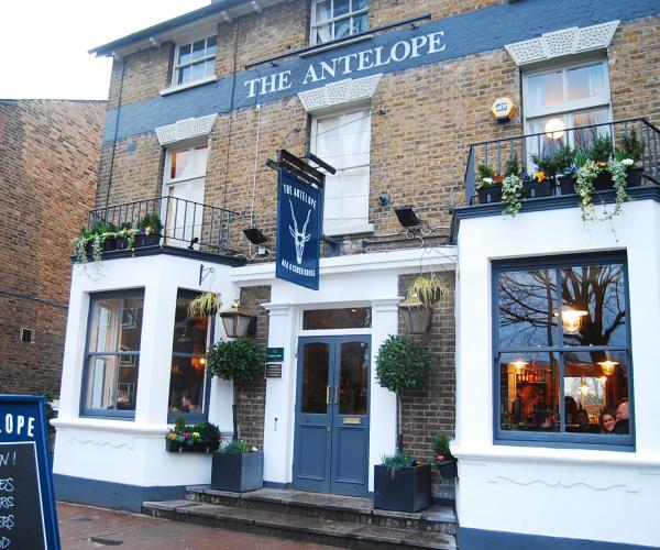 The Antelope Case Study Greene King - running a pub