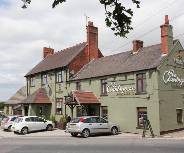 Countryman Case Study Greene King - running a pub