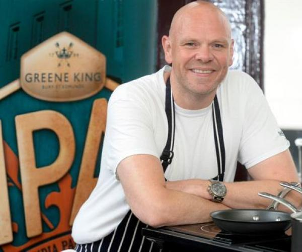 Tom Kerridge Hand and Flowers Greene King Case Study - running a pub